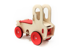 Ride-on-toys-red