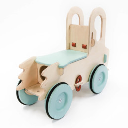 Ride-on toys Waldorf